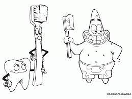 download dental hygiene coloring pages ziho coloring