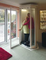 homes with elevators lifestyle home lift the luxury through floor elevator