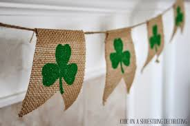 chic on a shoestring decorating easy st s day decor