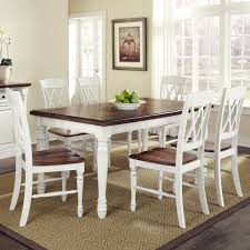 Kitchen Table With Caster Chairs Kitchen Table White Legs Wood Top Kitchen Tables Sets