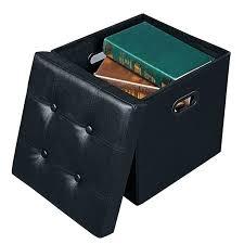 fabric storage cube ottoman mesmerizing footrest ottoman storage cube seat folding storage