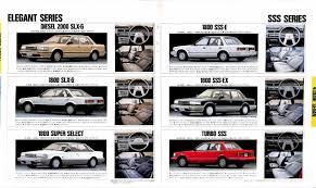nissan bluebird sss 83 90 nissan bluebird u11 u2013 i heart japanese cars