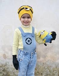 Minion Halloween Costumes Kids 7 Diy Kids U0027 Halloween Costumes Craft Paper Scissors