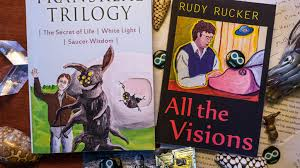 transreal trilogy all the visions by rudy rucker kickstarter