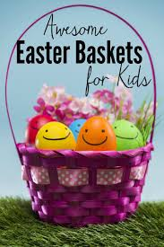 eater baskets awesome inexpensive easter baskets for toddlers