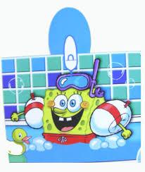 spongebob squarepants bath u0026 hooded towels spongebob squarepants