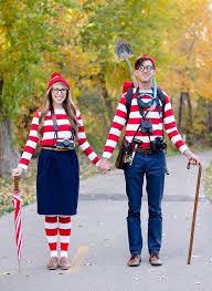 Wheres Waldo Halloween Costume Diy Waldo Costume Maskerix