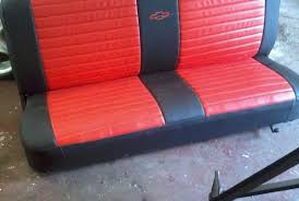Custom Car Bench Seats Leather Archives Page 3 Of 6 10th Street Auto U0026 Trim