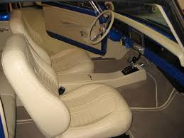 Interior Repair Auto Upholstery Repair U0026 Classic Car Restoration Shop Specializing