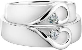 engagement couple rings images 21 stunning couple ring ideas for your engagement or wedding jpeg
