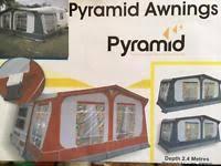 Pyramid Awnings Awning With In Pontypridd Rhondda Cynon Taf Motors Gumtree