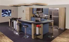 g shaped kitchen layout ideas modern functional g shaped kitchen smith design