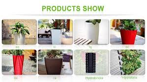 Watering Vertical Gardens - hydrofall vertical planter living wall green wall plastic self