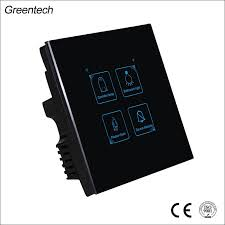 glass touch panel dimmer light switch glass touch panel dimmer