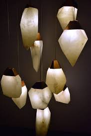 Alabaster Lighting Chandeliers Alabaster Gorgeous Hand Carved Alabaster Pendant Lights By