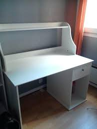 bureau blanc moderne ikea bureau blanc bureau unique desk with add on unit white desk