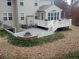 Deck And Patio Combination Pictures by Deck And Patio Combination Home Design Ideas