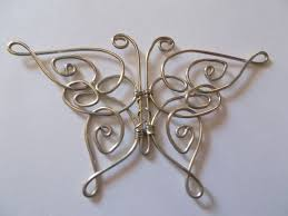 How To Make Jewelry Out Of Wire - celtic butterfly pendant how to make a wire wrapped pendant