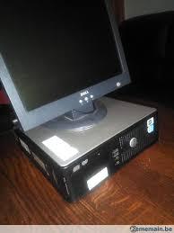 pc bureau avec ecran pc de bureau avec écran dell a vendre 2ememain be
