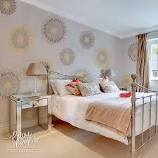 Floral Wall Stencils For Bedrooms 52 Best Designer Stencils Bonnie Christine Images On Pinterest