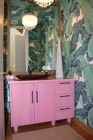 Wallpaper For Bathroom Ideas by Best 25 Tropical Bathroom Ideas On Pinterest Tropical Bathroom