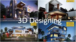 amazing 3d designs of a modern bungalow u2013 architecture admirers