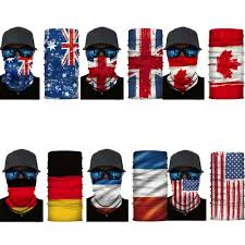 Flag Face Country Flag Motorcycle Head Face Mask Motoflavour Com