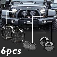 Led Lights For Jeeps Jeep Wrangler Unlimited Lights Ebay