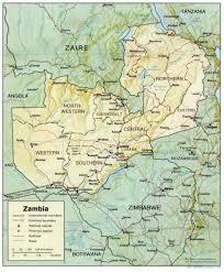 Los Angeles Map Pdf Download Free Zambia Maps