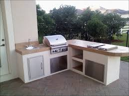 Prefab Outdoor Kitchen Grill Islands by Kitchen Kitchen Grill Bbq Island Plans Drop In Grills For