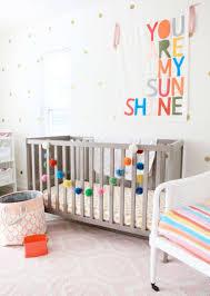 matilda u0027s bright u0026 happy nursery lay baby lay