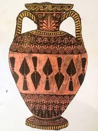Greek Vase Images How To Make Your Own Scratch Art Greek Vase Digventures