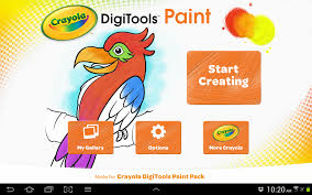 crayola digitools paint android apps on google play