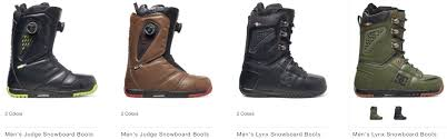 s boots brands 11 quality snowboard boot brands that fit feel great and last