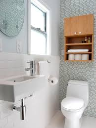 Modern Bathroom Wall Cabinets Bathroom Awesome White Toilet Design Ideas With Frosted Glass