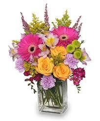 floral bouquets fruit cocktail floral bouquet vase arrangements flower shop