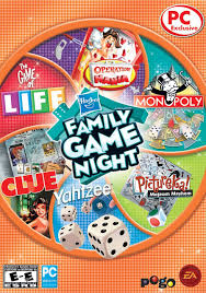 amazon com hasbro family game night software
