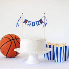basketball cake topper kids party themed cake toppers avalon