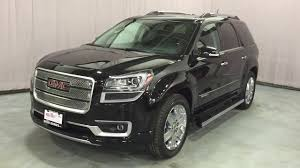 gmc terrain back seat 2016 gmc acadia denali awd 7 seats rear dvd screen oshawa on youtube