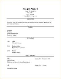 Online Resume Maker For Freshers by Resume Maker Uxhandy Com