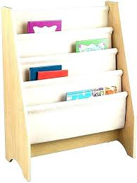 white sling bookcase white kids bookcase large size of amazon