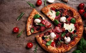 50 pictures of pizza because pizza is life