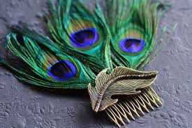 peacock feather decorations 15 tutorials