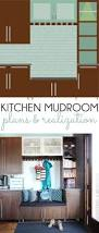 organizing with style creating a mudroom in the kitchen blue i