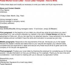 First Job Cover Letter by Cover Letter For Post Office Job Administrator Cover Letter