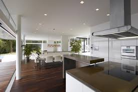 kitchen awesome modern rustic kitchen design with black table
