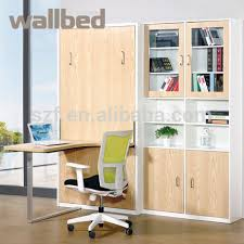 Folding Desk Bed Wall Bed With Desk Wall Bed With Desk Suppliers And Manufacturers