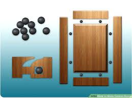 How Make Cabinet Doors Door Design Made Of Plywood Image Titled Make Cabinet Doors Step 7