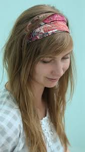 hippy headbands the makers journal how to make a hippie headband