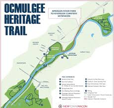 Riverside State Park Trail Map by Macon Bibb Receives 92k Federal Grant To Expand Ocmulgee Heritage
